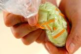 キャベツの昆布和えの作り方1