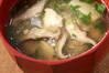 豆腐のおろし汁の作り方の手順