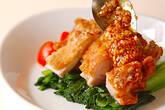 揚げ鶏の辛ネギダレの作り方6