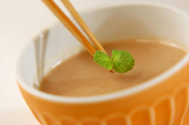 ミルクティープリンの作り方の手順5
