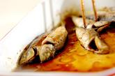 豆アジのマリネの作り方1