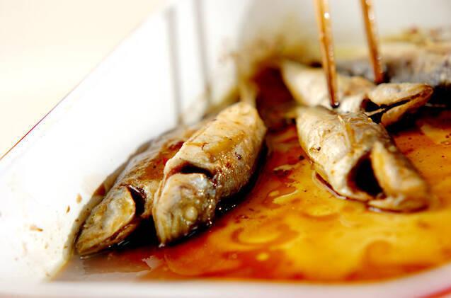 豆アジのマリネの作り方の手順4