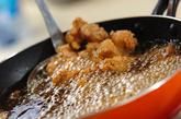 鶏軟骨のピリ辛揚げの作り方1