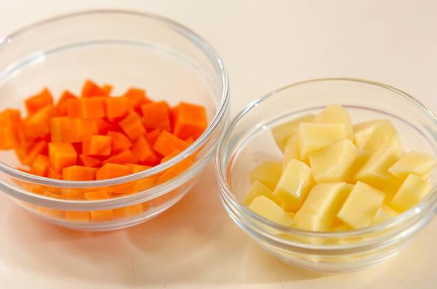 コロコロポテトサラダの作り方の手順1