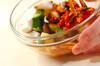タコとキムチの和え物の作り方の手順5