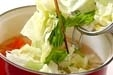 野菜のスープの作り方1