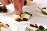 チーズの包み揚げの作り方1
