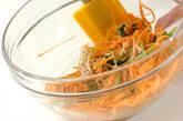 キャロットサラダの作り方4
