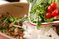 牛肉のピリ辛サラダの作り方2