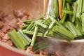 牛肉のピリ辛サラダの作り方1