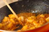 長芋麻婆丼の作り方2
