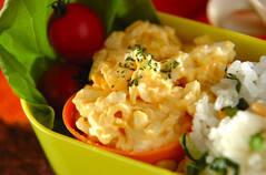 卵マカロニサラダ