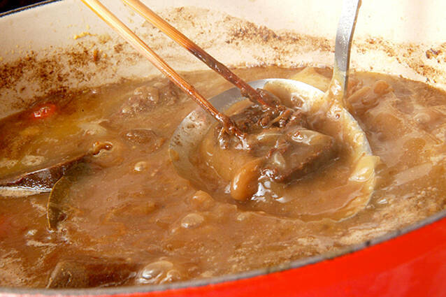 ビーフカレーの作り方の手順12