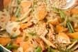 根菜のきんぴらの作り方3