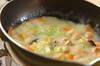 白菜の豆乳クリーム煮の作り方の手順3