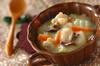 白菜の豆乳クリーム煮の作り方の手順