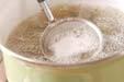 シジミのみそ汁の作り方2