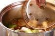 イワシの煮付けの作り方6