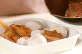 里芋のアジアンオーブン焼きの作り方4