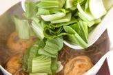 ゼンマイとがんもの煮物の作り方4