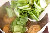 ゼンマイとがんもの煮物の作り方7
