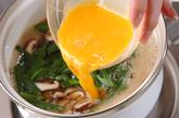汁たっぷりニラ玉の作り方3