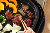 牛肉の漬け焼きの作り方1