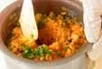 チキンオムライスの作り方3