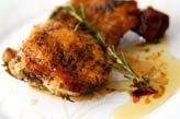 鶏もも肉のフライパン焼