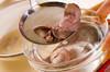 鶏レバーカレー風味揚げの作り方の手順1