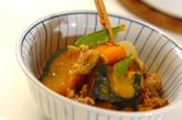 豚肉とカボチャの煮物の作り方3