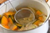 豚肉とカボチャの煮物の作り方6
