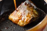 サバのショウガ焼きの作り方2