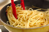 ペペロンチーノの作り方5