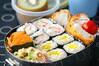 細巻寿司の作り方の手順