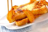 アップルフレンチトーストの作り方5