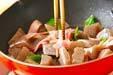 コンニャクのピリ辛煮の作り方4