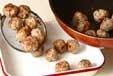 肉団子オイスター味の作り方3