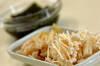 タケノコとワカメのスープの作り方の手順1