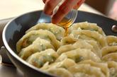 焼き餃子の作り方4