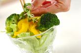 レタスの彩りサラダの作り方1