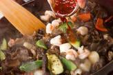 黒キクラゲの炒めものの作り方7