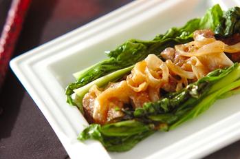 中華風ステーキ