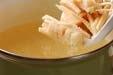 タケノコのスープの作り方1