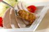 濃厚ゴマダレがけゆで鶏の作り方の手順7