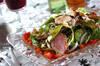 合鴨とバルサミコのサラダの作り方の手順