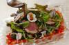 合鴨とバルサミコのサラダの作り方の手順4