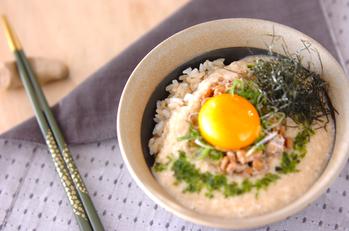 発芽玄米トロロ