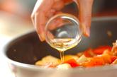 トマト入りマーボー豆腐の作り方3