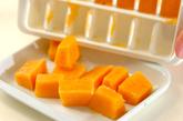 柿のキュービックアイスの作り方2